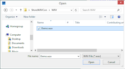 ShoreWAVCon v4.4 Released - Shoretel WAV Converter & Media Player Utility 3