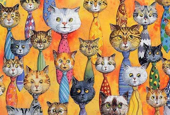 ac7a4d8617b1 Γνωμικά και αποφθέγματα για την γάτα και τα ζώα