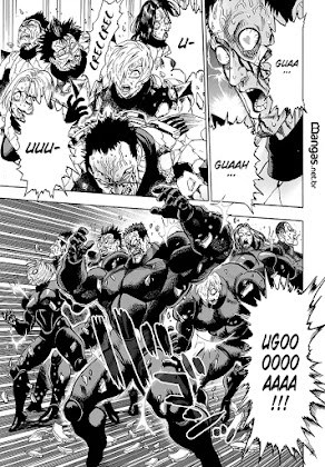 One Punch Man Mangá 127
