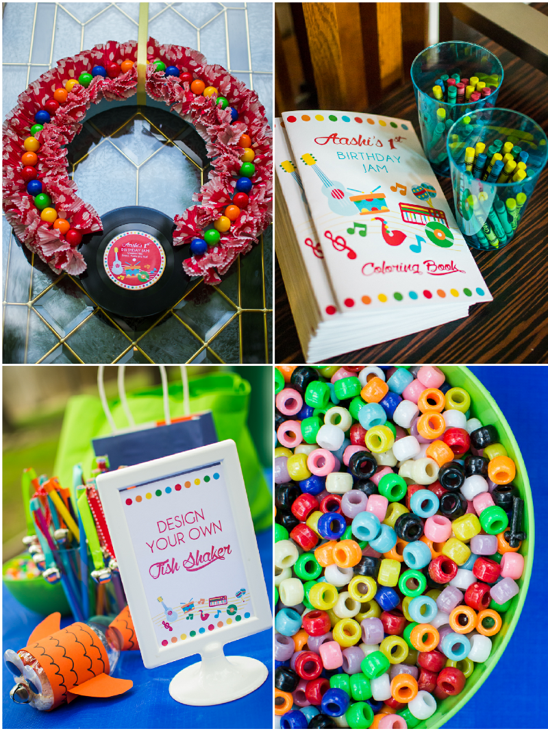 Baby jam music inspired 1st birthday party party ideas for Birthday games ideas for adults