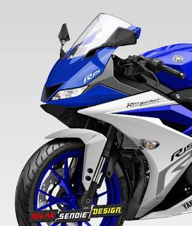 Renderan Yamaha R15