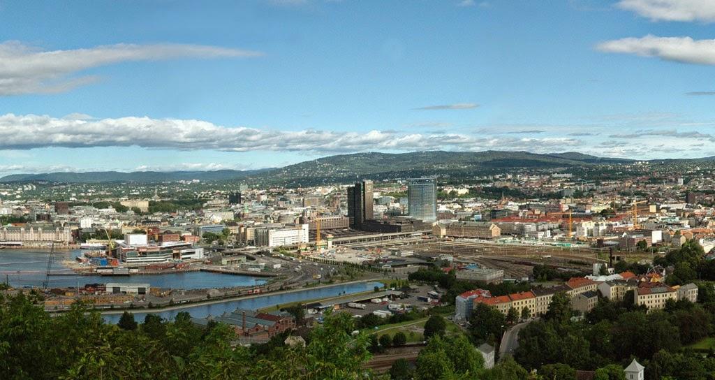 تعرف على اوسلو عاصمة النرويج