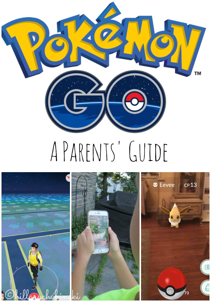 What parents need to know about the new Pokemon Go App