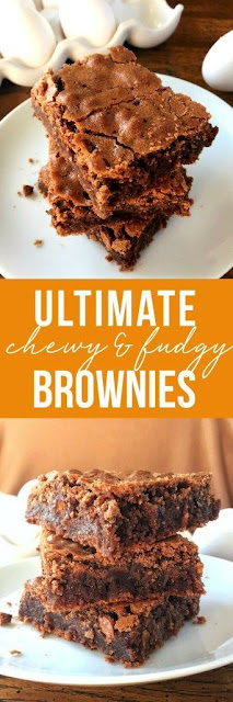 Ultimate Brownies from Scratch