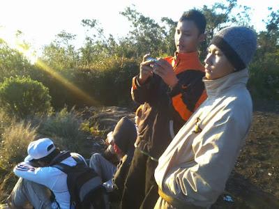 Pos Pangasinan Gunung Ciremai, Kuningan Jawa Barat