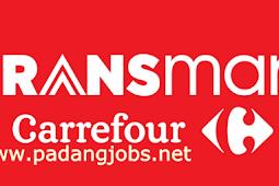 Lowongan Kerja Padang: PT. Trans Retail Indonesia Maret 2018