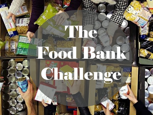 My Food Bank Challenge, Want to Join?