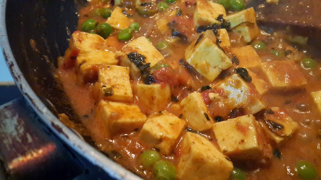 Paneer Butter Masala Recipe images
