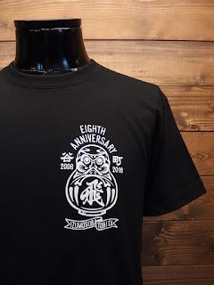 出雲そば とびた Tシャツ