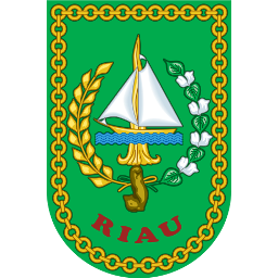 Logo Kabupaten Kota di Provinsi Riau