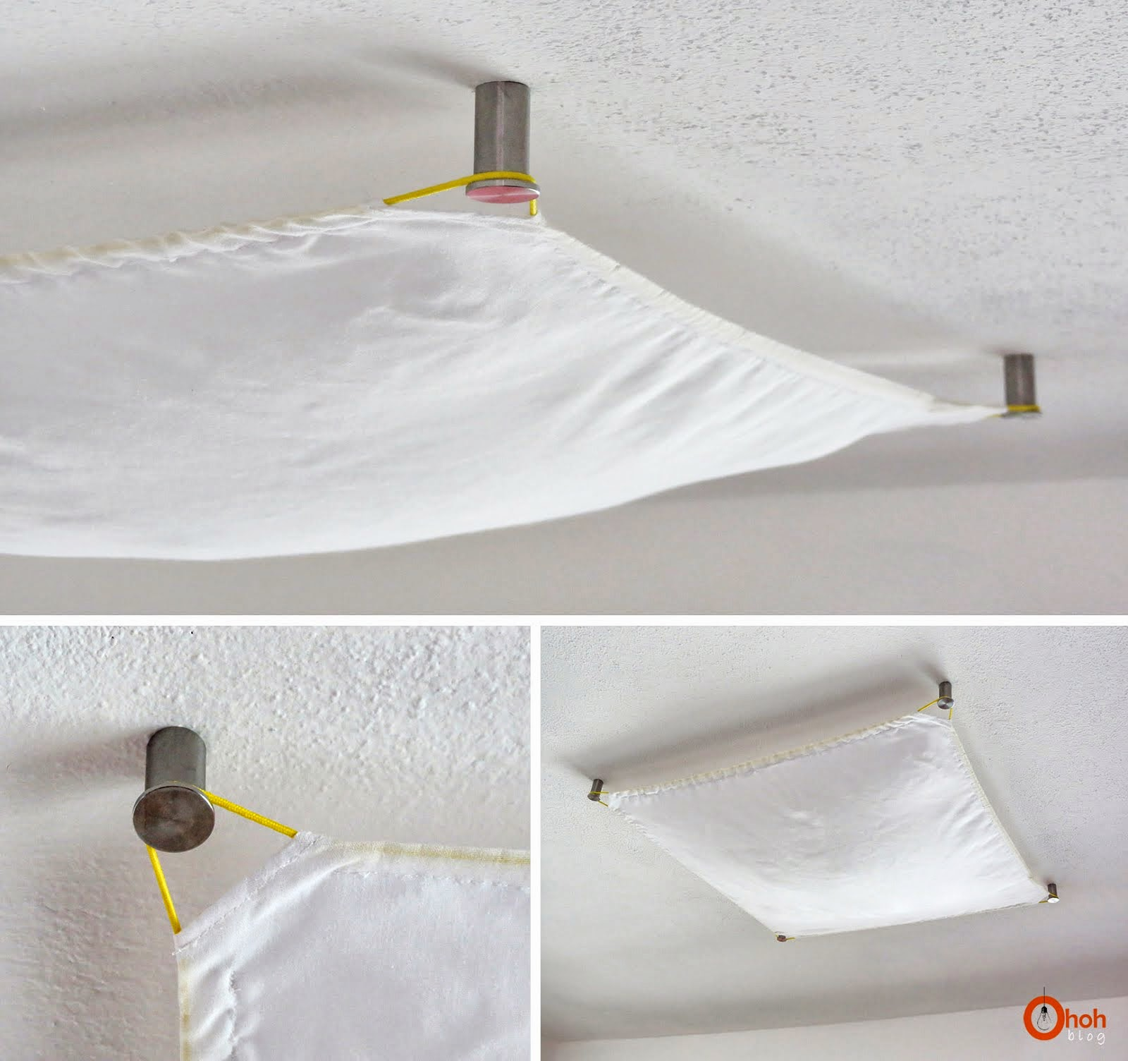 Gruntdal ceiling lamp IKEA Hackers