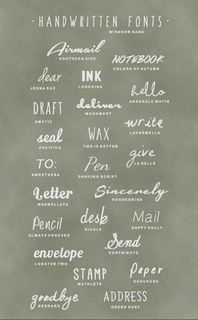 Best Tattoo Fonts Idea