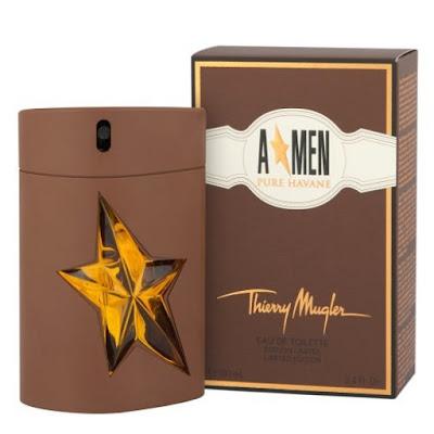 Perfumes com cheiro de homem rico Pure Havane, Thierry Mugler