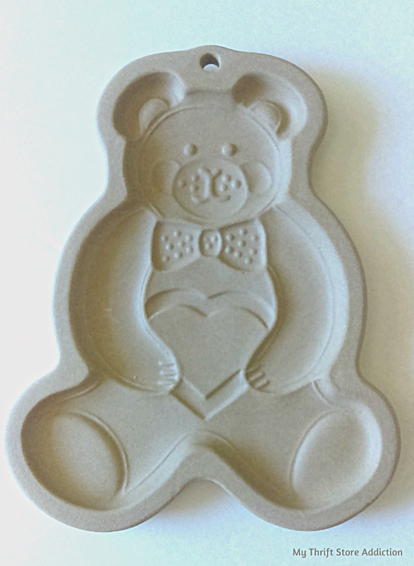 1991 Pampered Chef Teddy Bear