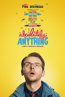 Absolutely Anything Poster Simon Pegg 1