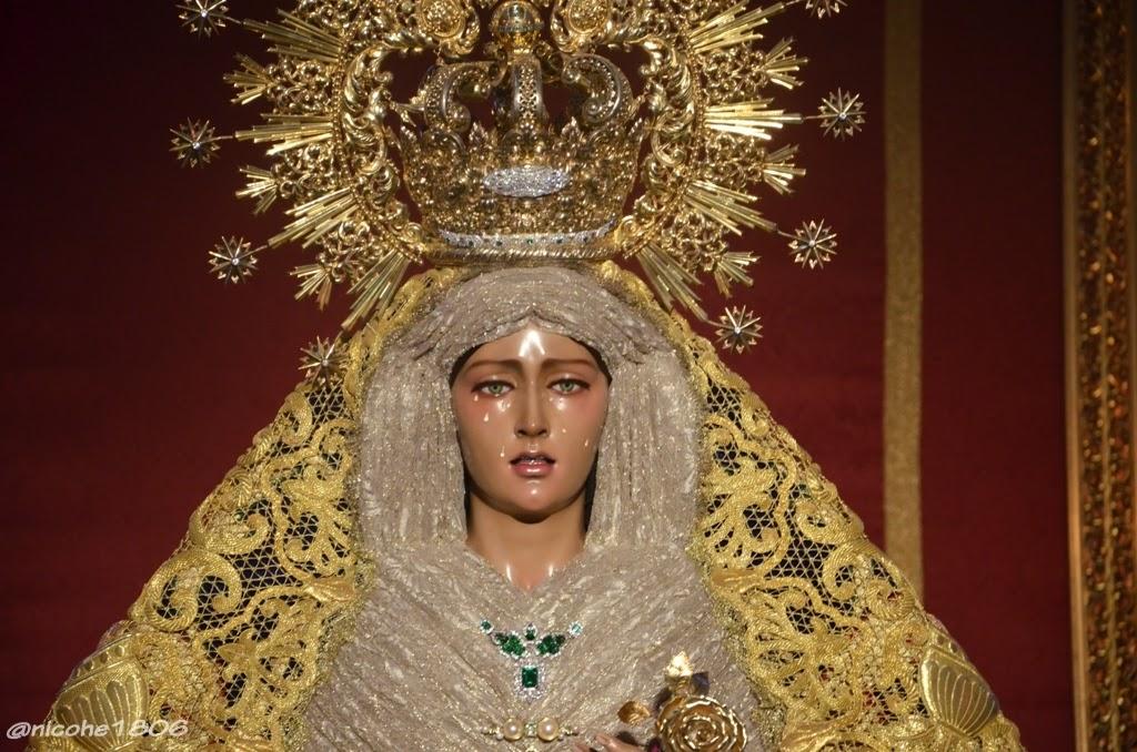 Ntra. Sra. de Rosario Doloroso - Sevilla