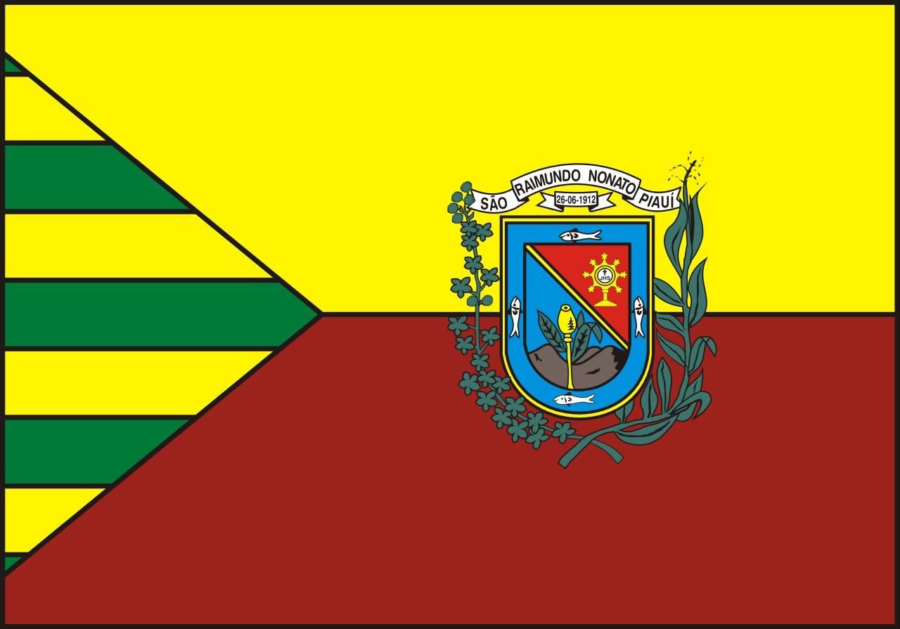 Bandeira de São Raimundo Nonato