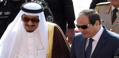 الملك سلمان يطلق مبادرة جديدة للصلح مع مصر بـ«الجنادرية»