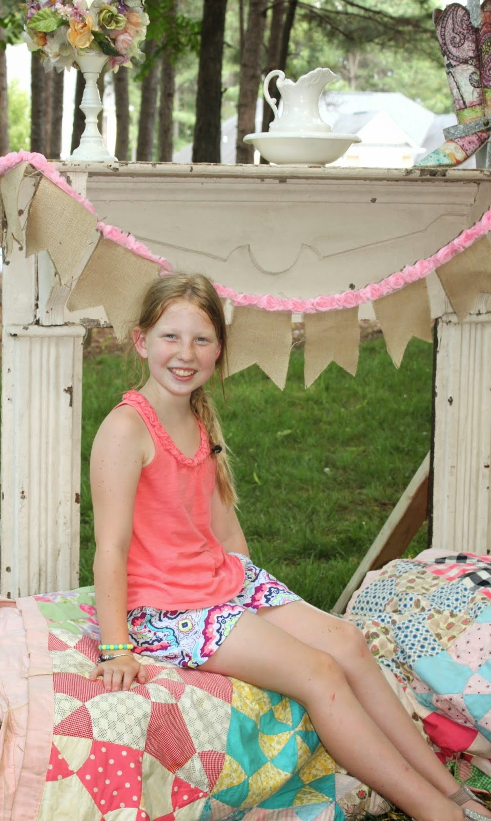 So Cute Parties Tween Vintage Horse Party