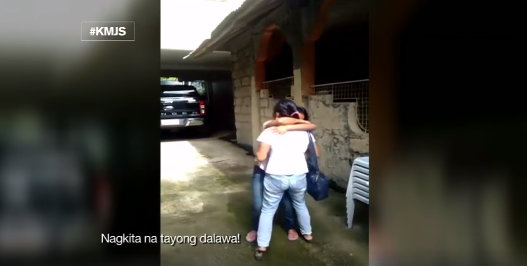 Woman finds long-lost twin after attending wake in Aklan