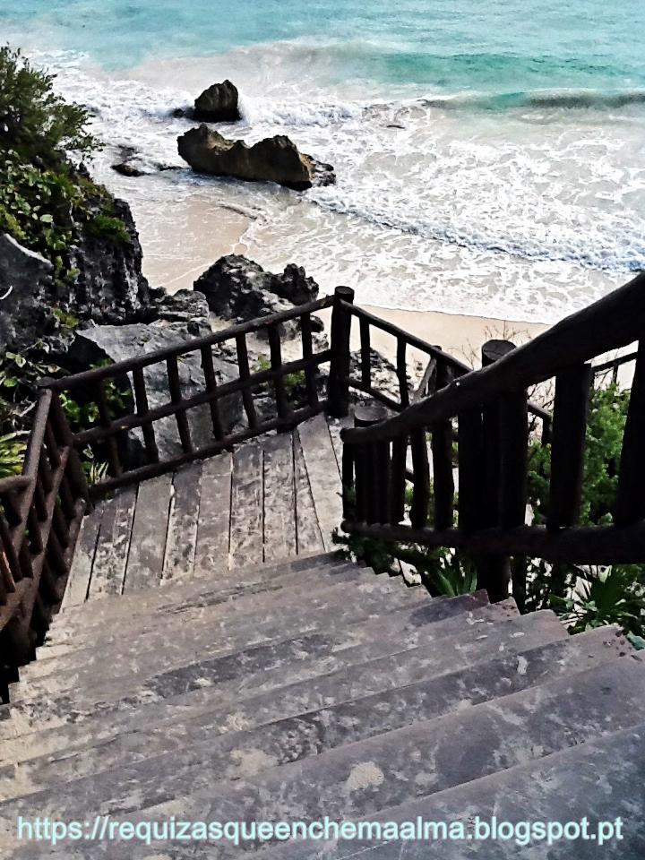 Praia Ruinas Tulum