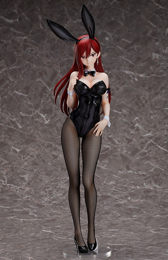 "Erza Scarlet: Bunny Ver. de ""Fairy Tail"" - FREEing"