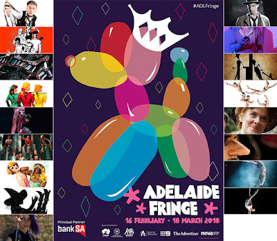 my adelaide fringe picks 2018