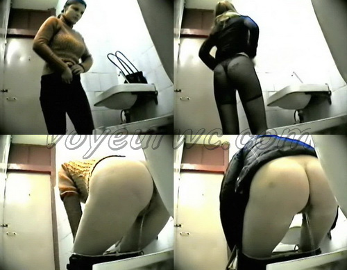 Hospital Toilet Hidden Cams 01-12
