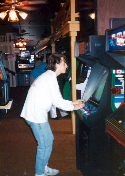 Arcade Rooms in the 1980s  vintage everyday