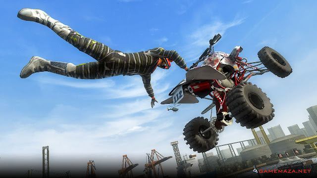 MX VS ATV Reflex Gameplay Screenshot 4