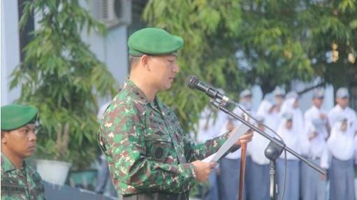 Letkol. ARM. Yuwono Irup Upacara, Harkitnas 109 Di Selayar