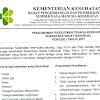 Rekrutmen Tenaga Kesehatan Individual Periode I Tahun 2017