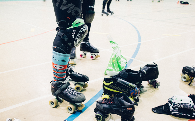Full Metal Roller Derby