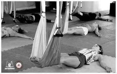 Pilates Aéreo cursos