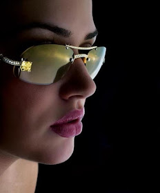 Kacamata berlian mahal ini diproduksi oleh Luxuriator c6e81d61c9