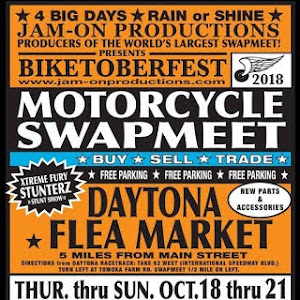 Biketoberfest Motorcycle Swap Meet