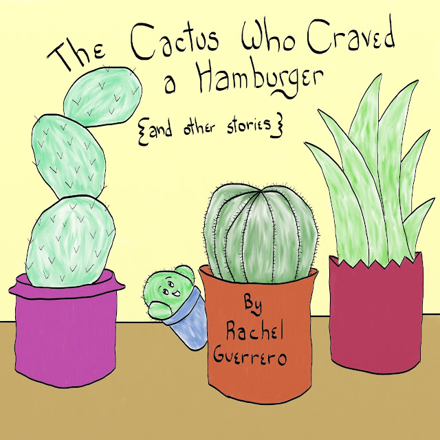 The Cactus Who Craved a Hamburger
