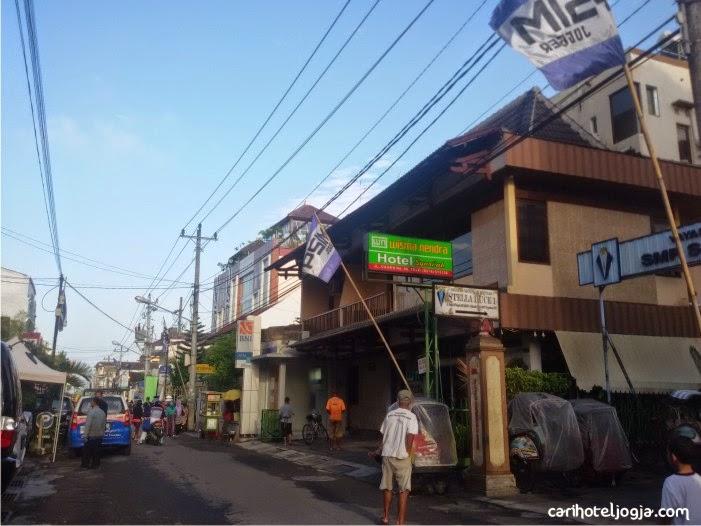 Harga kamar Wisma Nendra Yogyakarta