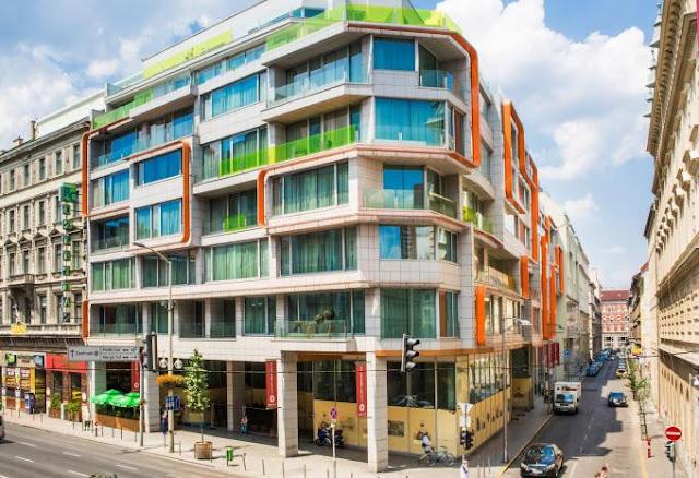 Hotel Boscolo Residence Budapeste