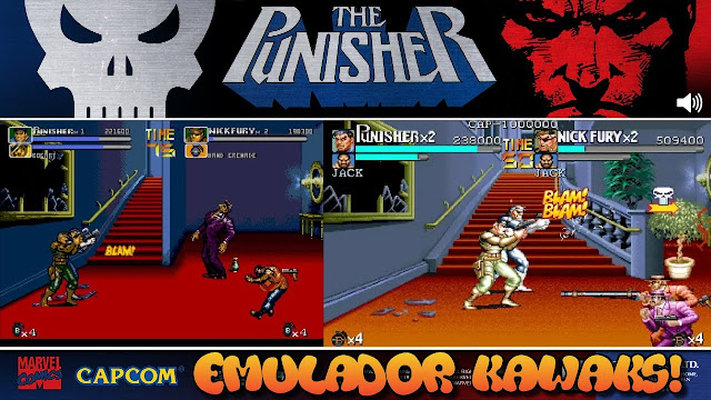 Mame The Punisher Game Free Download Full Version