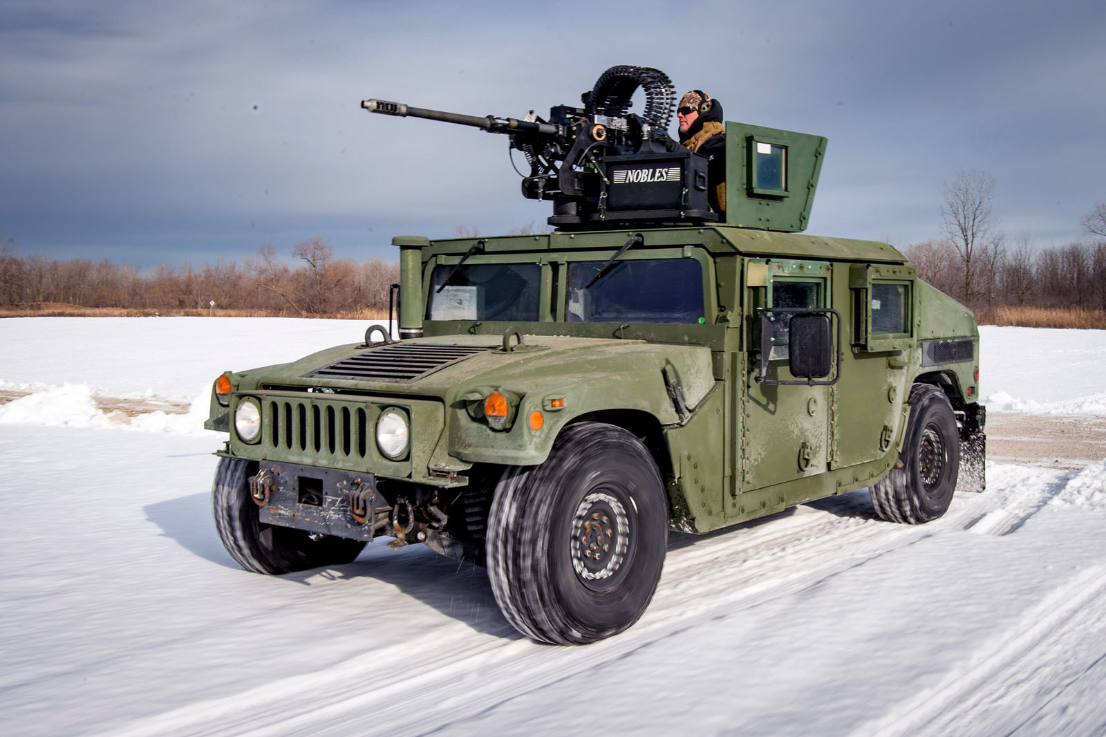 Am General Is Selling More Hummer H1s Now Than Gm Ever Did