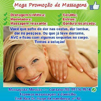 Massagista Messias: massagens à domicílio!