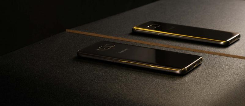 Cùng ngắm bộ ảnh Samsung Galaxy S8 chỉ kính và kim loại: Tuyệt Đẹp