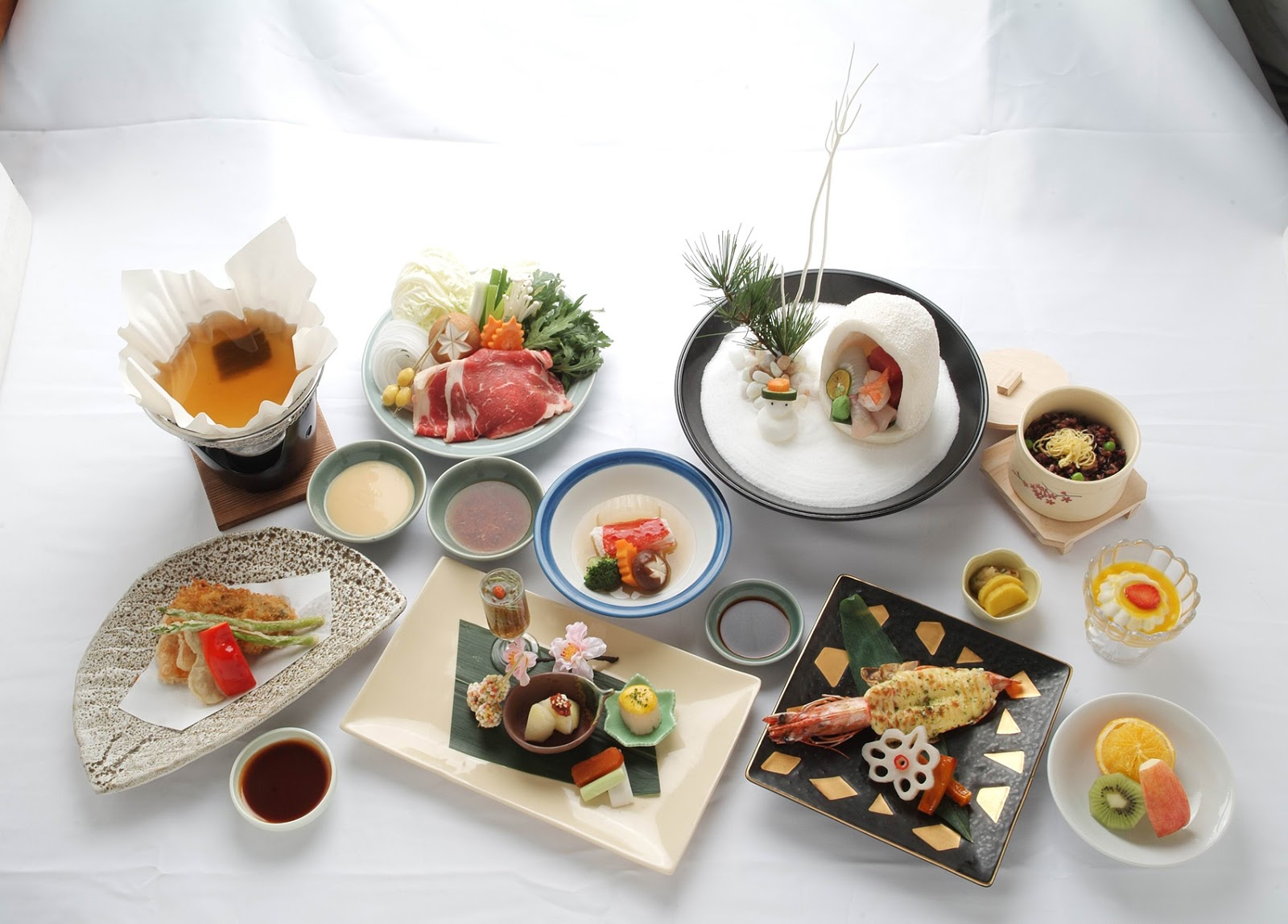 For Our Japan: 懷石料理