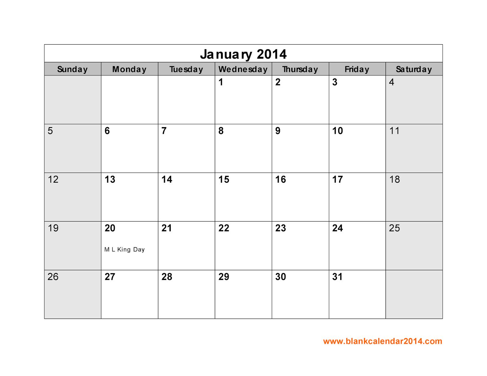 January 2014 calendar printable 15 printable calendar for 15 month calendar template