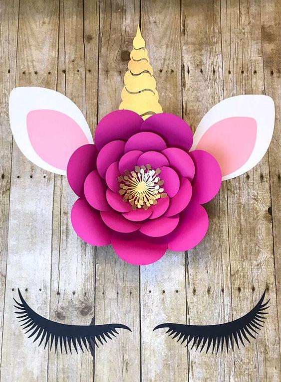 Aprende Como Hacer Rosetones Y Rosas De Papel Para Decorar Una