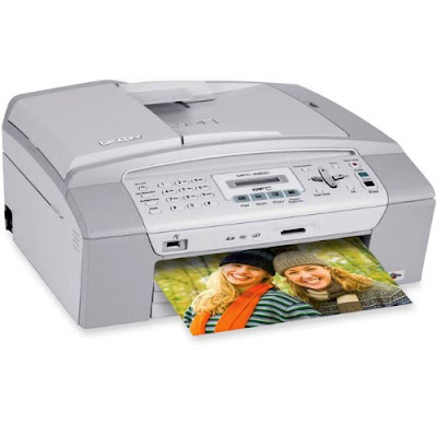 Direct photo printing from media card slots Brother MFC-290C Driver Downloads
