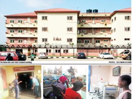 nursing mothers detains alimosho general hospital bill