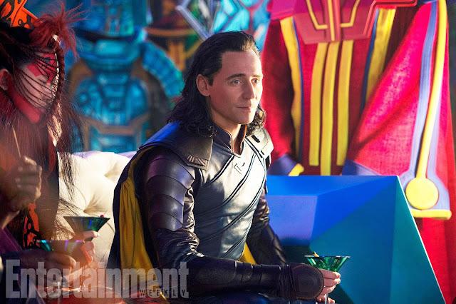 Где-же Тор встретит своего брата