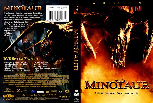 Minotaur DVD